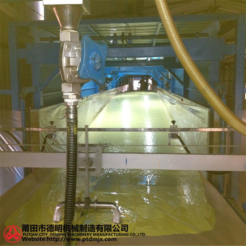 Deming new level foam sponge machinery equipment